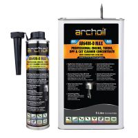 Archoil AR6400-D MAX Professional Diesel Engine, Turbo, DPF & CAT Cleaner Concentrate