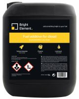 Bright Element - Cetane Booster, Cleaner and Lubricant for Diesel - 5 Litres