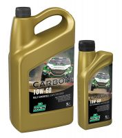 Rock Oil Carbon 10W60 Competition Fully Synthetic Engine Oil