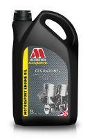 Millers CFS 0W20 NT+ Competition Fully Synthetic Engine Oil - 5 Litres