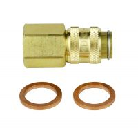 Connecting Coupling with Gasket for Filling Hose - 800256836